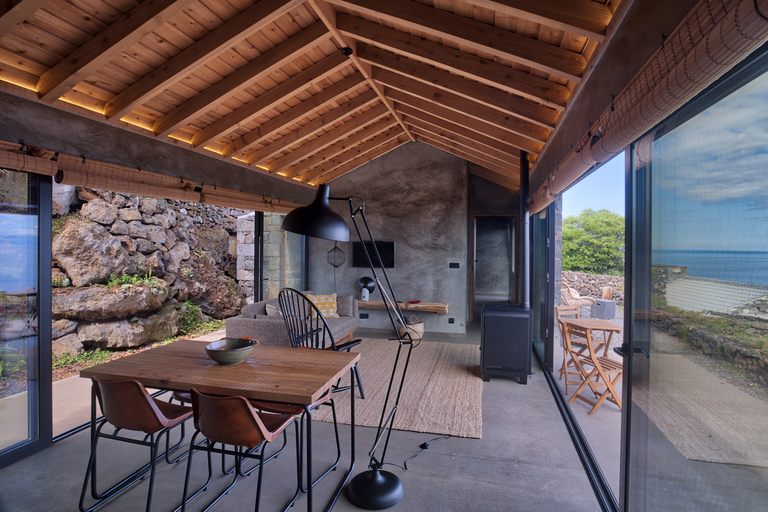 Lava Homes Resort / Diogo Mega Architects